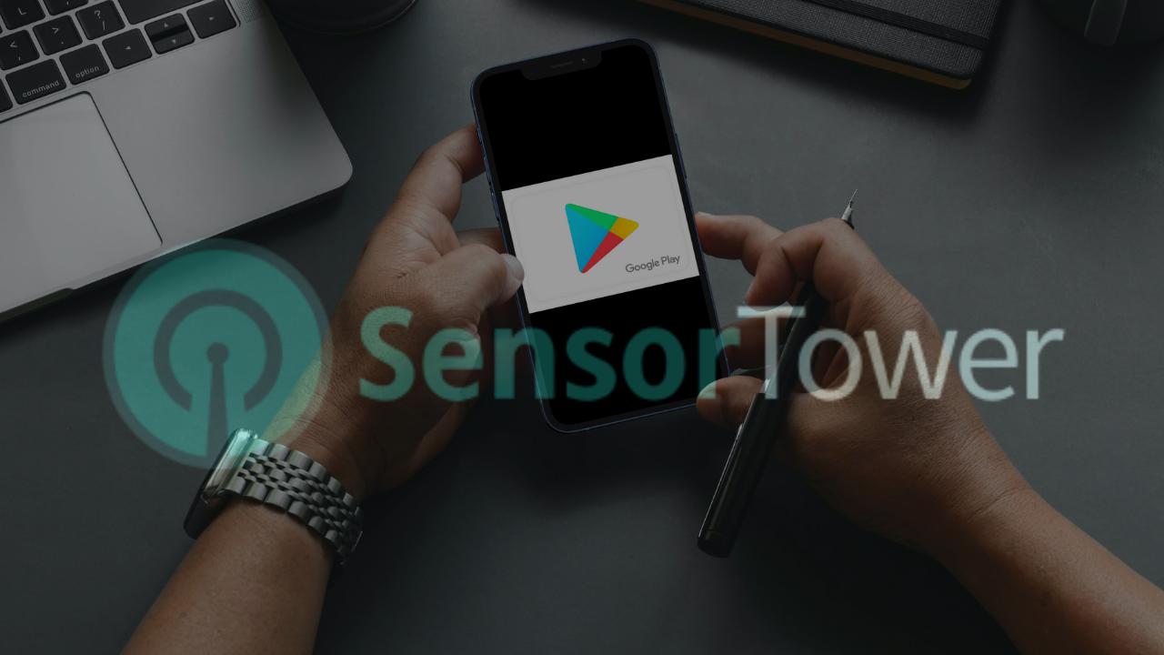 Prognoza dla Google Play i rynku mobile na 2025 - Raport Sensor Tower