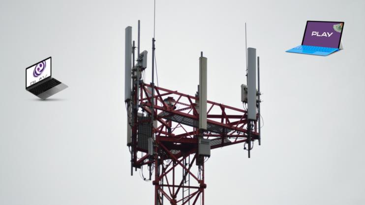 pandemia sieć 5G play telekomunkacja